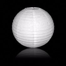 Lampara China Blancas De 20 X 20 Cms