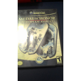 Medal Of Honor European Assault Game Cube