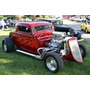 Projeto Ford Build Hot Rod 1934 Coupe. Mid Carroceria