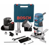 Router Bosch Modelo Pr20evsnk Colt Kit 5.7 Amp 1 Hp