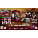 One Piece Burning Blood Edicion Coleccion Ps4 Preventa