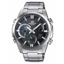 Relógio Casio Edifice Anadigi Era-500d-1adr Preto
