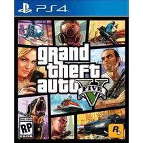 Grand Theft Auto V Gta 5 Em Português Ps4 Novo Promoçao