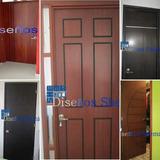 Puertas En Mdf Interiores Cotiza Con Nosotros