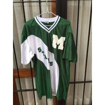 Camiseta Football Universitaria (actions) Usa,m Stangs T Xl