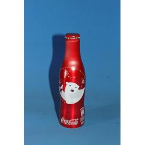 Botella Coca Cola Navidad 2016 Aluminio