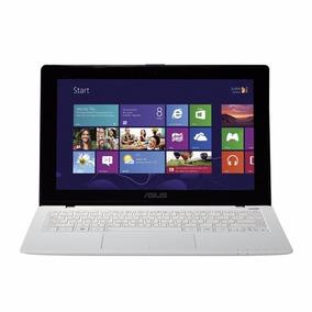 Notebook Asus X200ma-ct204h Intel Dual Core Vitrine Branco