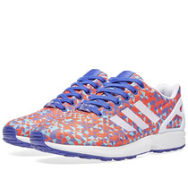 Zapatillas Adidas Running Torsion Zx Flux Weave Talle 44
