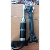 Antena Bblt-150 Hustler Nuevas - Para Camionetas - Vhf Negra