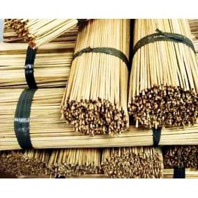 Bambu Taquara 80cm P/ Fabricar Pipa Raia C/ 250 Unidades