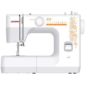 Máquina De Costura 1006 127v Branca- Janome