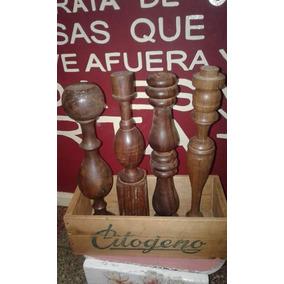 Maderas Torneadas Antiguas