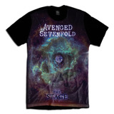 Avenged Sevenfold A7x Album The Stage Camiseta Personalizada