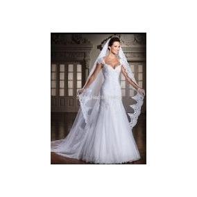Kit Noiva: Vestido Noiva, Dança, Acessórios E Plaquinhas