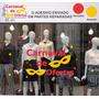 Adesivo De Vitrine Loja Carnaval De Ofertas