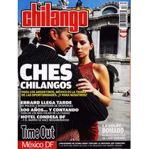 Chilango - Ches Haciendo Tango - Ebrard - La Volpe - Condesa