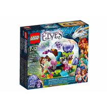 Lego Elves 41171 Emily Jones E O Dragão Do Vento Do Bebê