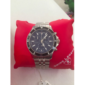 Reloj Caballero Swiss Legend Sl10612sm33