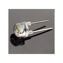 Kit 10 Lâmpadas Led Alto Brilho 0,5w 8mm ** Frete Grátis **