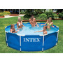 Piscina Estructural Familiar Intex 28200 3.05mx76cm Finca