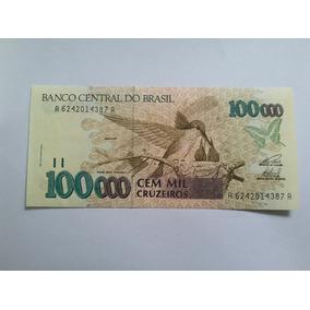 Brasil C 229 100.000 Cruzeiros 1993 - Fe