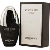 Perfume Rose Noire Negro Por Giorgio Valenti Para Los Hombr
