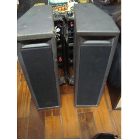 Caixas Acústicas Philips Com Suporte De Parede 15watts 8ohms