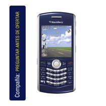 Blackberry Pearl 8110 Cám2mpx Mp3 Compatible Con Cierto
