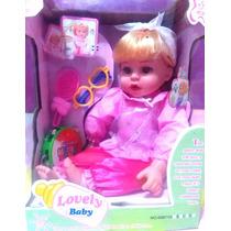 Bella Muñeca Lovely Baby! La Mejor Calidad!!!