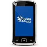 Smartphone Motorola Ex128 Dual Chip Preto Com Defeito