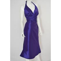 Mediocache: Hermoso Vestido De Noche Ema Valdemossa