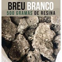 Breu Branco 500g (breuzinho) Benjoim Puro