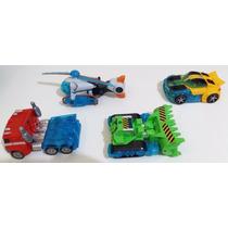 Boneco Transformers Energize Rescue Bots Unidade Robos