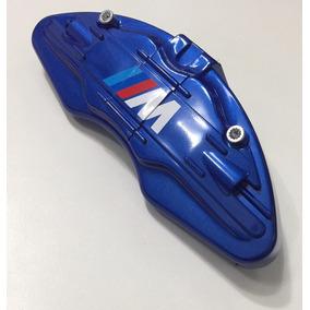Jogo C/ 4 Capas Para Pinça De Freio - Bmw Motorsport Azul