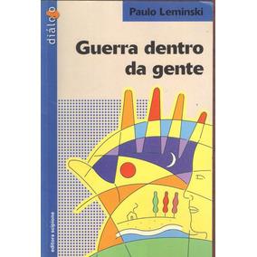 Livro Guerra Dentro Da Gente Ed: Scipione