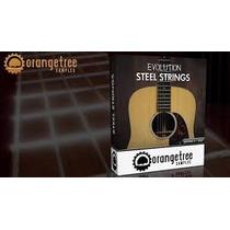 Evolution Acoustic Guitar Steel 2 Violão P/ Kontakt.