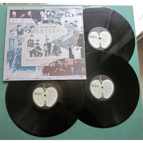 Beatles The Anthology 1 Importado Lp Vinil X 3 Novo