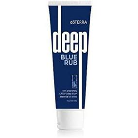 Deep Blue Crema Rub Doterra,masaje, Dolores. Envio Gratis.