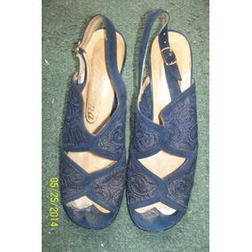 Zapatos Mujer De Fiesta Nº 39. Como Para Estrenar !!