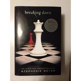 Breaking Dawn (amanecer) - Libro 4 Saga Crepúsculo - Inglés