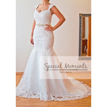 Vestido De Novia - Modelo Sirena - Special Moments