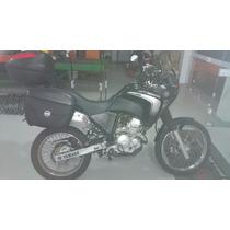 Bagageiro E Suportes Laterais Bau Givi E21 Tenere 250