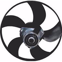 Ventoinha C/ Motor Fiat Palio Sem Ar 99 Até 2001 - 46782467