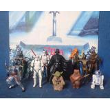 Star Wars 11 Figuras Lucasfilm Ltd 2004 - 2007