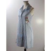 Vestido Chemise Perro Droopy-orignal Turner-nuevo C/etiqueta