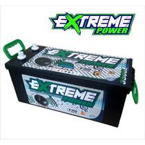Bateria Som Extreme Power 250ah Selada Max Bass Usina Impact