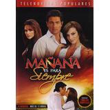Mañana Es Para Siempre Telenovela Mexicana Dvd