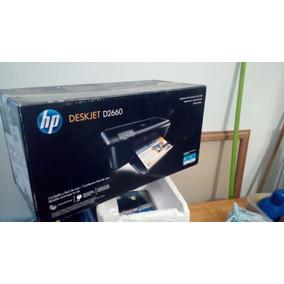 Impresora Hp D2660