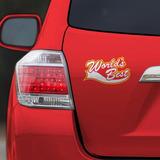 Sticker Auto Wold