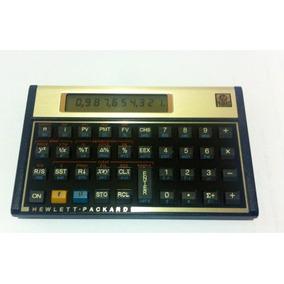Calculadora Financeira Hp12c Hp 12c Gold Ótima.